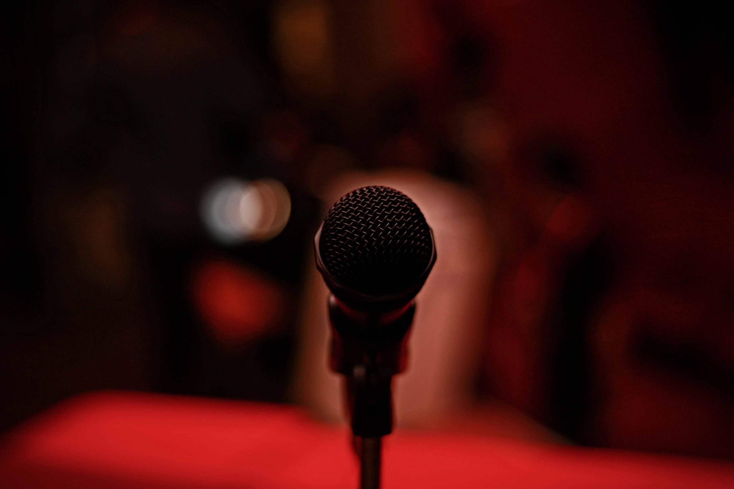 New Speakers Announced